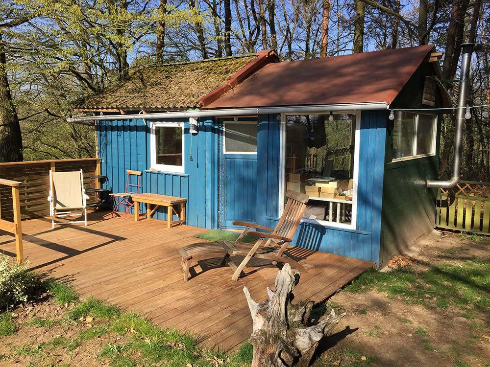 Schmuck-Workshops im blauen Haus